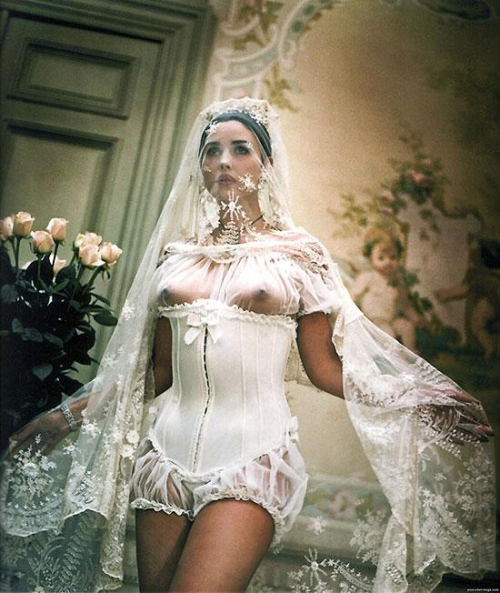 невеста эротика фото